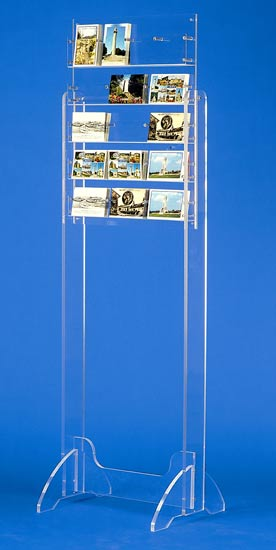 Presentoirs cartes postales - Presentoir cartes postales mural ...