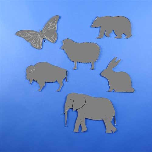 Meuble plexi divers for Miroirs decoratifs
